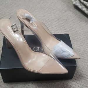 *Brand new fashionova heels*